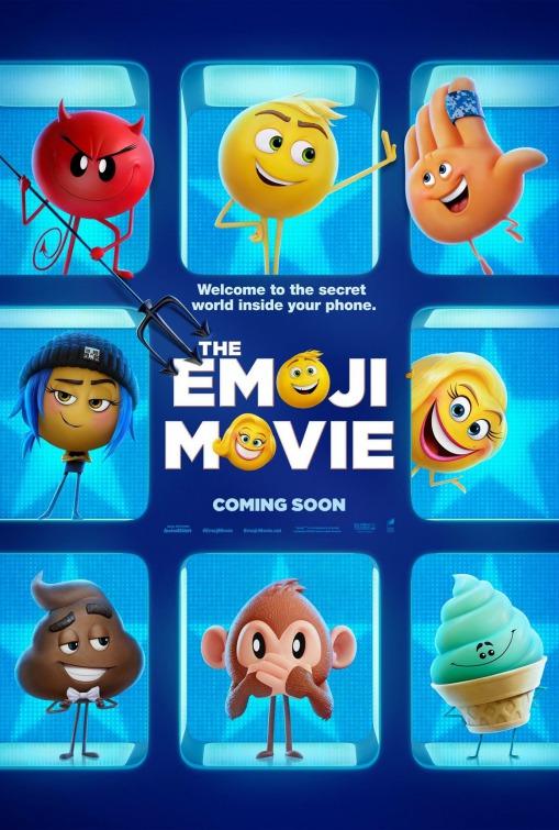 The Emoji Movie 2017 Danieldokter Com