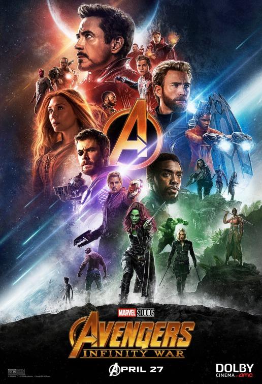 Avengers Infinity War 2018 Danieldokter Com