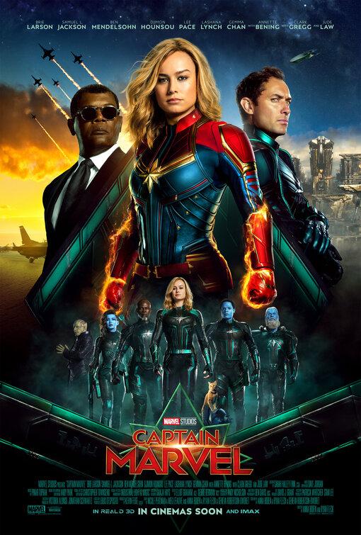 Captain Marvel 2019 Danieldokter Com